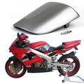 Seat Cowl Rear Cover for Kawasaki ZX6R 636(00-02) ZZR600 (05-08) Silver