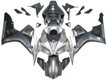 Fairings Honda CBR 1000 RR Silver 2-Tone CBR  Racing (2006-2007)