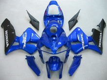 Fairings Honda CBR 600 RR Blue CBR Racing (2005-2006)