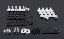 Round Fairing Bolt Kit for Kawasaki Ninja ZX 9R (98-03), ZX 6 / ZX 6R (98-02)