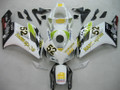 Fairings Honda CBR 1000 RR White Black Hannspree Racing (2004-2005)