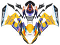 Fairings Suzuki GSXR 1000 Multi-Color Alstare Corona Racing  (2005-2006)
