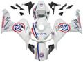 Fairings Honda CBR 1000 RR White Circle R Repsol Racing (2006-2007)