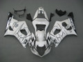 Fairings Suzuki GSXR 1000 White Corona GSXR Racing  (2003-2004)