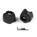 Switch Housing Harley Davidson Dyna, Sportsters, Softail, V Rod & Touring (1996-2006) Black