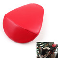 Rear Passenger Seat Leather Pillon KTM 390 DUKE Red