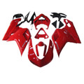 Fairings Ducati 1098 1198 848 Red 1198 Racing (2007-2011) (Fairing-1098-0608-17)