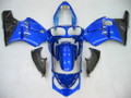 Fairings Kawasaki ZX12R Blue & Black ZX12R Racing (2000-2001)