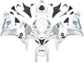 Fairings Honda CBR 600 RR Silver & White Repsol Racing (2007-2008)