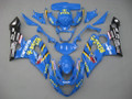 Fairings Suzuki GSXR 1000 Blue Rizla Racing  (2005-2006)