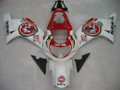 Fairings Suzuki GSXR 1000 White & Red Lucky Strike Racing  (2000-2002)