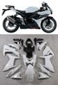 Fairings Plastics Suzuki GSXR600 GSXR750 K11 White GSXR (2011-2014)