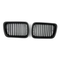 Kidney Grille BMW E36 3 Series (1997-1999) Matte Black