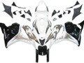 Fairings Honda CBR 600 RR White Silver Black Tribal Racing (2009-2012)