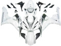 Fairings Honda CBR 1000 RR White & Silver CBR Racing (2006-2007)