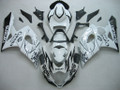 Fairings Suzuki GSXR 1000 White Black Alstare Racing  (2005-2006)