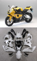 Fairings BMW S1000RR Yellow SRR Racing (2009-2014)