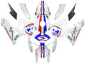 Fairings Honda CBR 600 RR White No.2 Repsol Racing (2005-2006)