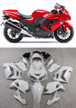 Fairings Plastics Kawasaki ZX14R Ninja Red Racing (2012-2015)