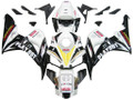 Fairings Honda CBR 1000 RR White & Black Playboy Racing (2006-2007)