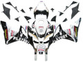 Fairings Honda CBR 600 RR Black Playboy Racing (2007-2008)