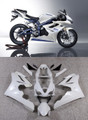 Fairings Triumph Daytona 675 White Blue Daytona Racing (2006-2008)