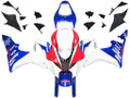 Fairings Honda CBR 600 RR Red White Blue HRC Racing (2007-2008)