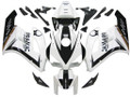 Fairings Honda CBR 1000 RR White Black Honda Racing (2004-2005)