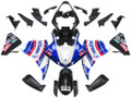 Fairings Yamaha YZF-R1 Blue White Sterilgard Racing (2009-2012)