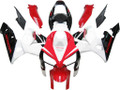 Fairings Honda CBR 600 RR Red White Black CBR Racing (2005-2006)