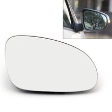 Right Rearview Mirror Glass Heated W/Holder Volkswagen GOLF GTI MK5 (06-09) JETTA MK5 (06-10) EOS (07-08) R32 Rabbit (06-09) Passat B6 (05-09)