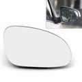 Right Rearview Mirror Glass Heated W/Holder Volkswagen GOLF GTI MK5 (06-09) JETTA MK5 (06-10) EOS (07-08) R32 Rabbit (06-09) Passat B6 (05-09)