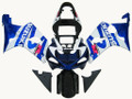 Fairings Suzuki GSXR 1000 Blue & Black GSXR Racing  (2000-2002)