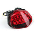 Rear LED Brake Turn Signal Tail Light Kawasaki NINJA EX250 (2008-2011) Red