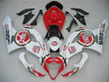 Fairings Suzuki GSXR 1000 White & Red Lucky Strike Racing  (2005-2006)