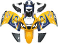 Fairings Suzuki GSX 1300R Hayabusa Yellow Blue Alstare Corona Racing  (2008-2014)