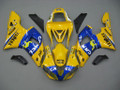 Fairings Yamaha YZF-R1 Yellow Blue No.46 Camel  Racing (2000-2001)