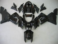 Fairings Kawasaki ZX 10R All Black Ninja Racing (2004-2005)