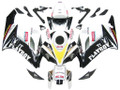 Fairings Honda CBR 1000 RR Black White Playboy Racing (2004-2005)