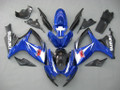 Fairings Suzuki GSXR 600 750 Blue & Black GSXR Racing  (2006-2007)