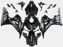 Fairings Honda CBR 1000 RR Black SevenStars Racing (2006-2007)