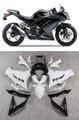 Fairings Plastics Kawasaki Ninja 300R EX300R Black Ninja Racing (2013-2014-2015)