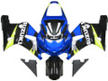 Fairings Suzuki GSXR 750 Blue & Black GSXR Racing  (2000-2003)