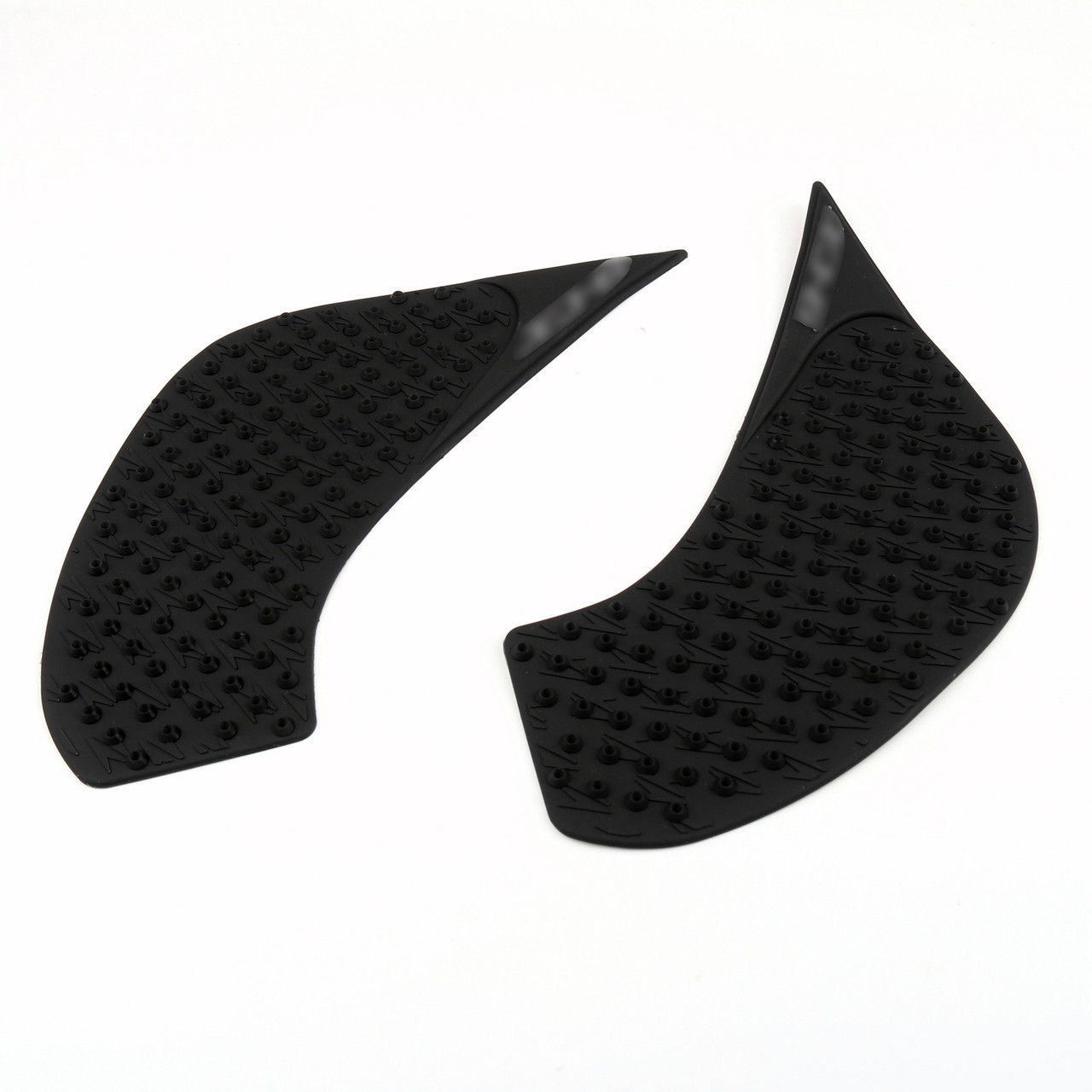 12-16 Mad Hornets Tank Traction Pad Side Gas Knee Protector 3M for Ducati Diavel Black