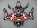 Fairings Honda CBR 600 RR Black Matte  Valentino Rossi Racing (2005-2006)