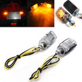 LED Micro Mini Small Indicators Turn Signals Universal 6mm Mount