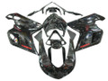 Fairings Ducati 1098 1198 848 Black 1098s Racing (2007-2011)