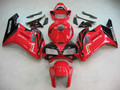 Fairings Honda CBR 1000 RR Red Black CBR Racing (2004-2005)