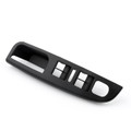 Master Window Switch Control Panel Bezel VW Jetta Mk5 4-Doors Model Golf Mk5, Black