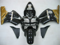 Fairings Kawasaki ZX12R Ninja Black & Gold ZX12R Racing (2002-2004)